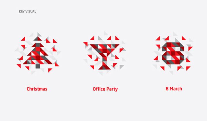 Spritecs corporate events visualisation