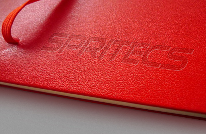 Spritecs: the passion of red